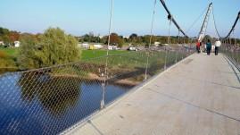 Brücke vom SP nach Minden