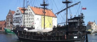 Danzig Ausflugsschiff