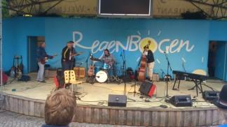Blues Fest auf dem CP