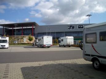 Hymer Wertheim SP