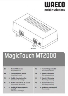 MagicTouch-Montageanleitung
