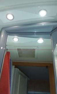 LED-Leuchten Bad