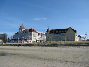 Hotels an der Promenade