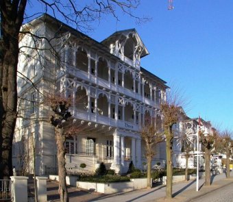 Villa Vineta (1902), Wilhelmstraße