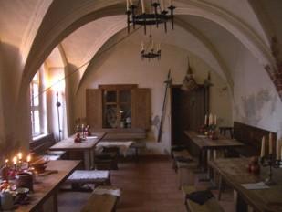 urige Gaststätte Zecherei Sankt Nikolai