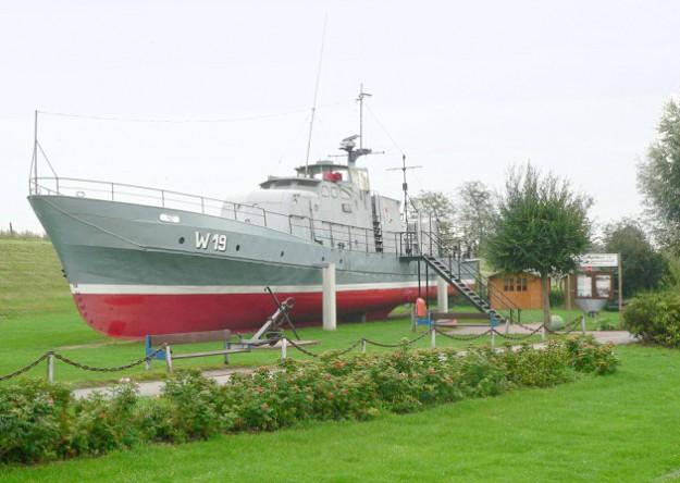 Küstenwachboot KW 19