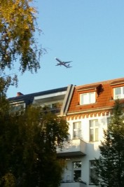 SP Spandau Flugzeug