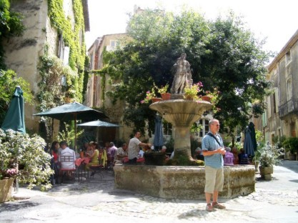 Place de la Fontaine