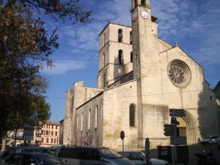 Kathedrale Notre-Dame du Bourguet