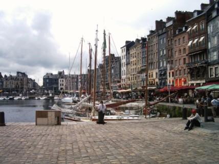 Restaurants am Hafen