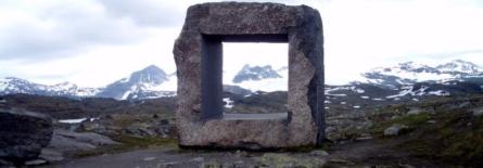 Tor aus Stein