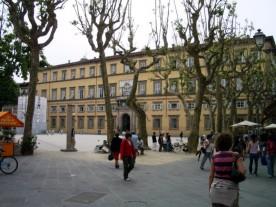 Piazza Napoleone