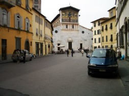 Kirche San Frediano