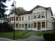 typische Villa
