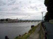 Brücke über die Loire