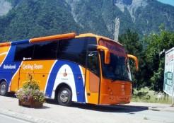 Mannschaftsbus