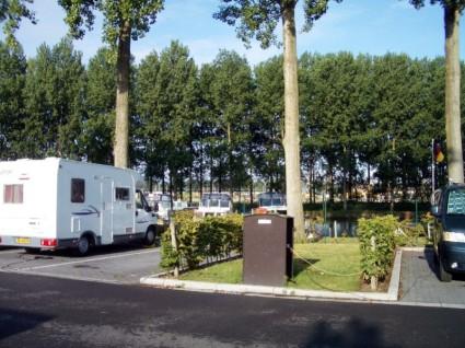 Stellplatz Interparking