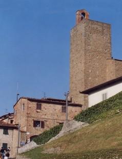 Burg im Ortskern