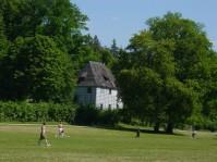 Göthes Gartenhaus