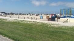 CP direkt am Strand