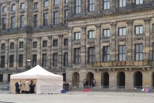Eingang Königspalast