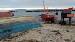 alte Fischerboote