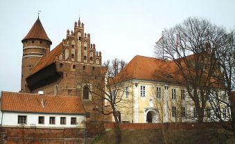 Schloss Olsztyn