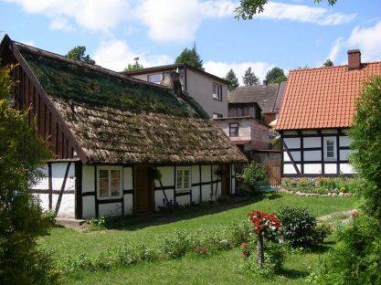 Chmielno_Hütte