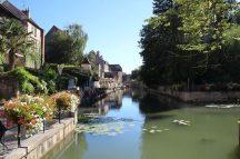 Kanal der Gerber