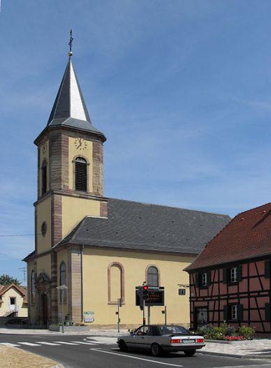 Fessenheim_Église_Sainte-Colombe