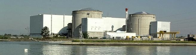 Fessenheim_Kernkraftwerk