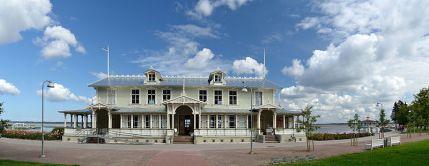 Kurhaus von Haapsalu