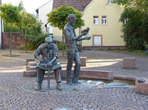 Hauenstein_Schuhmacherdenkmal