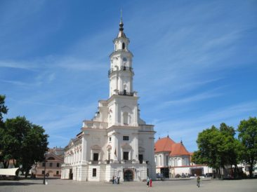 Kaunas_Rathaus