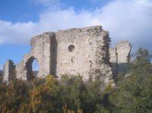 Das Priorat von Saint-Michel de Nahuze
