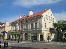 Haus Armii Krajowej 10 aus dem 19. Jahrhundert