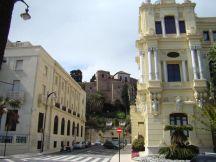 Málaga_Altstadt