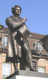 Montbéliard_Cuvier-Denkmal