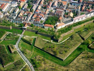 Neuf-Brisach_Befestigungsanlagen