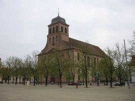 Neuf-Brisach_Kirche