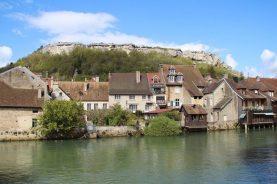 Nordufer mit dem Roche du Mont