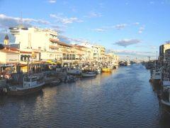 Hafen von Palavas-les-Flots