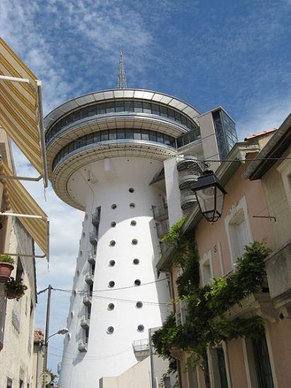 Palavas_Wasserturm