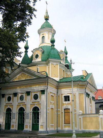 Orthodoxe Kirche in Pärnu