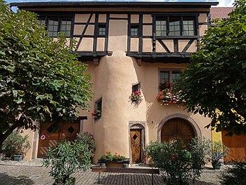 Ribeauvillé_Müllerhaus