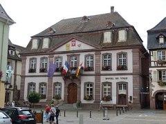 Ribeauvillé_Rathaus