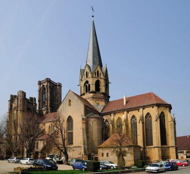 Rouffach_Kirche