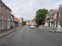 Saaremaa_Kuressaare_Hauptstraße
