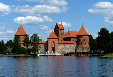 Trakai_Burg