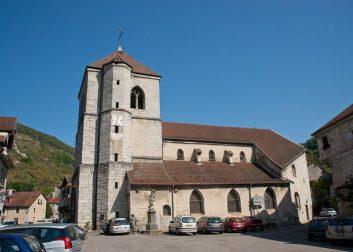 Kirche von Vuillafans